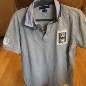 Boys extra-large slim fit Tommy Hilfiger polo